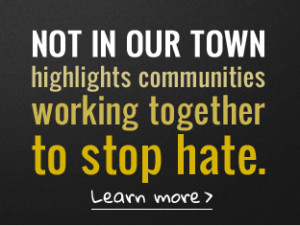 working together to stop hate